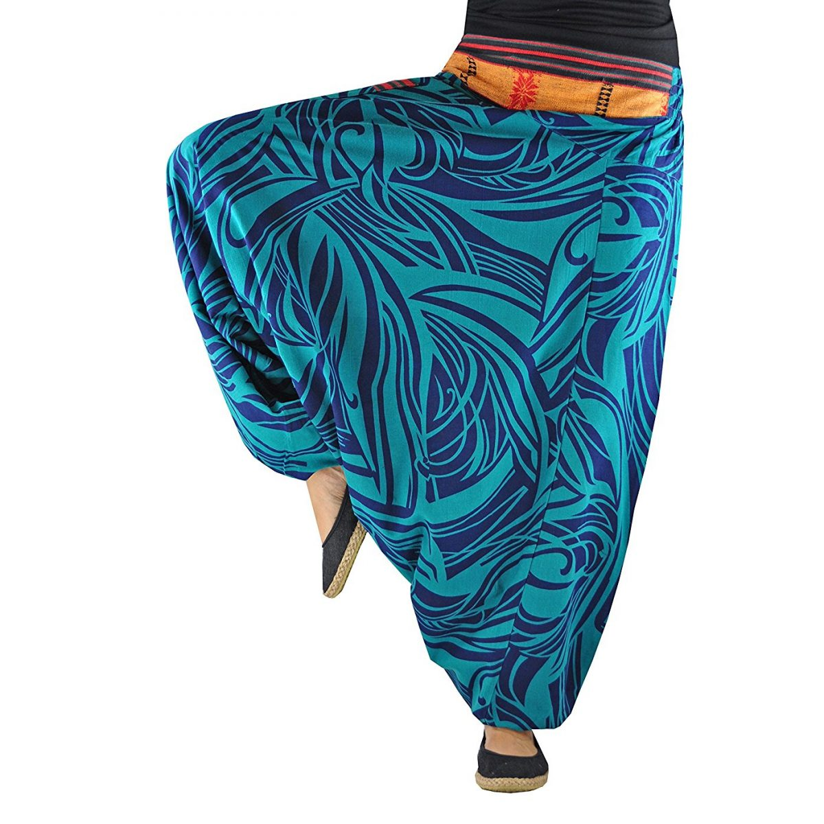 Pantalones de india