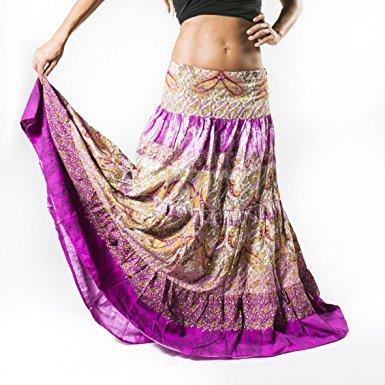 Faldas hindúes